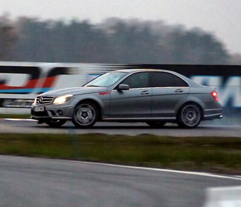Mercedes C63 AMG iPE